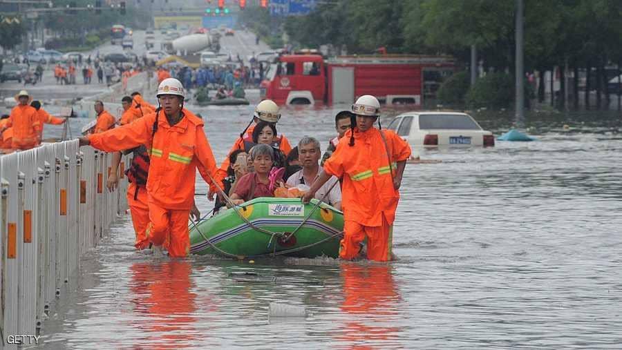ارتفاع حصيلة ضحايا الطقس السيئ جنوب غربي الصين إلى 16 قتيلا و6 مفقودين