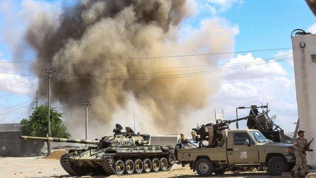 صحيفة إماراتية: التوافق الدولى والإقليمى سيقطع محاولات أنقرة للتوسع فى ليبيا