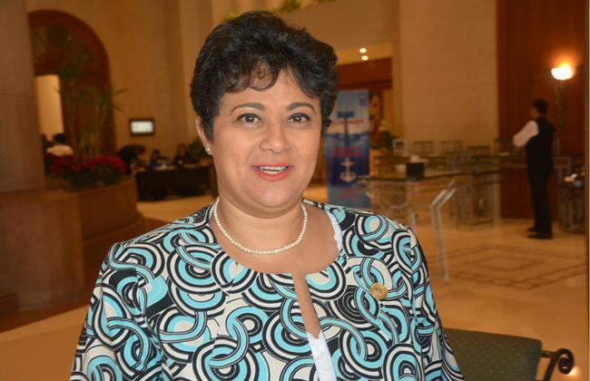 نميرة نجم: الفساد وحقوق الإنسان والطفل على جدول أعمال المندوبين الدائمين