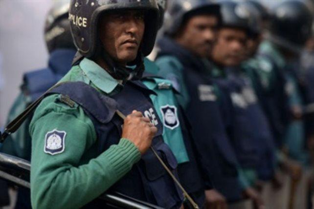 شرطة مكافحة الإرهاب ببنجلاديش تعتقل شخصا يشتبه في انتمائه لتنظيم داعش