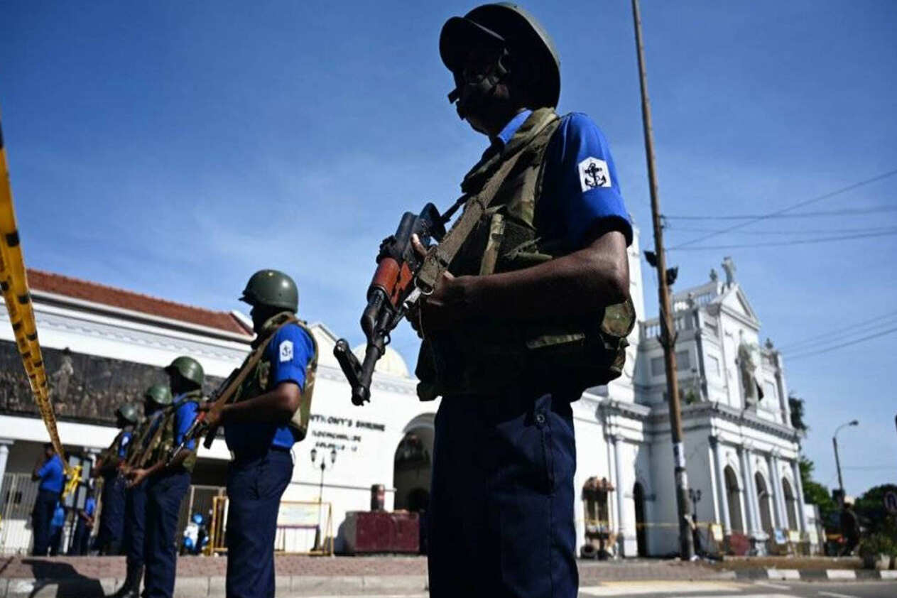 الشرطة السريلانكية تحذر من مزيد من الهجمات في كولومبو والمسلمون يدينون الاعتداءات