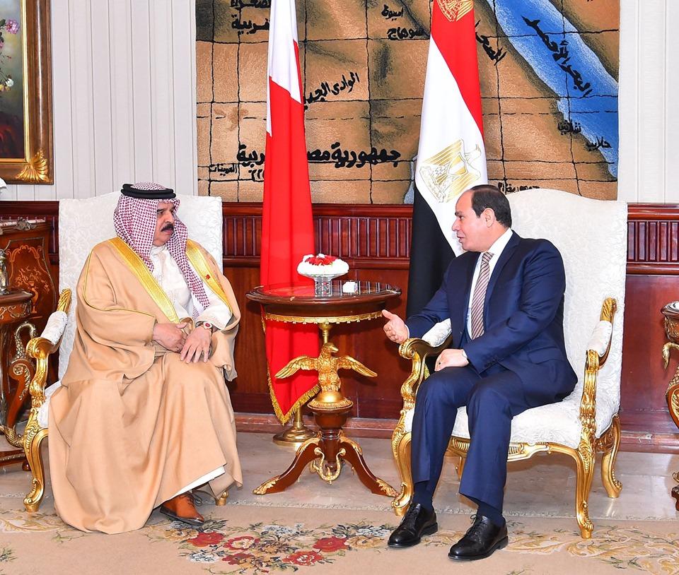 خارجية النواب البحريني: زيارة الملك حمد لـ مصر دفعة قوية للعمل المشترك بين البلدين