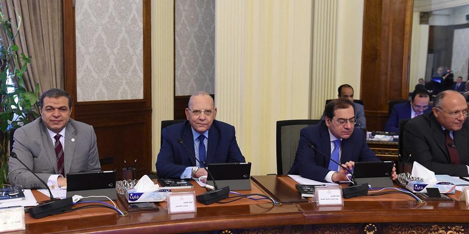 مجلس الوزراء يوافق على تعديل لائحة تنظيم مزاولة الأنشطة والأعمال المرتبطة بالنقل البحري