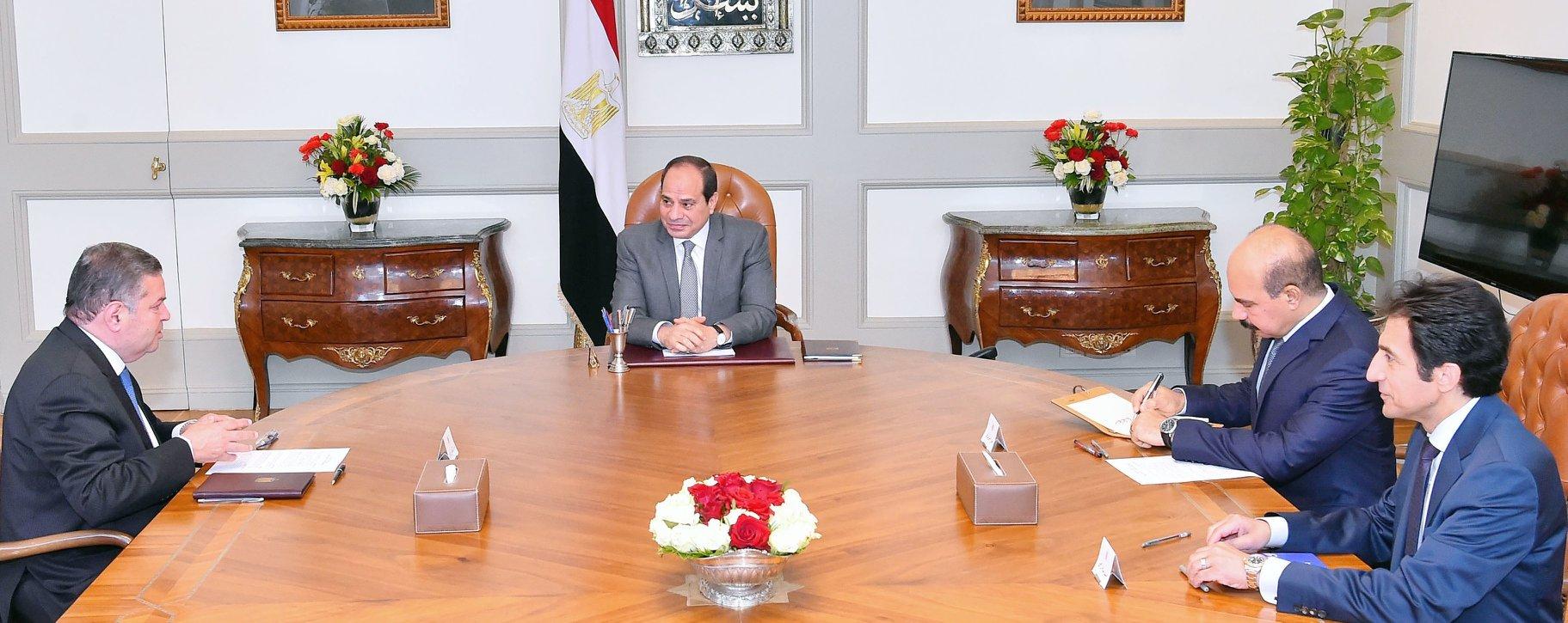 الرئيس السيسي يوجه بمواصلة تنفيذ الإصلاحات الشاملة لقطاع الأعمال العام