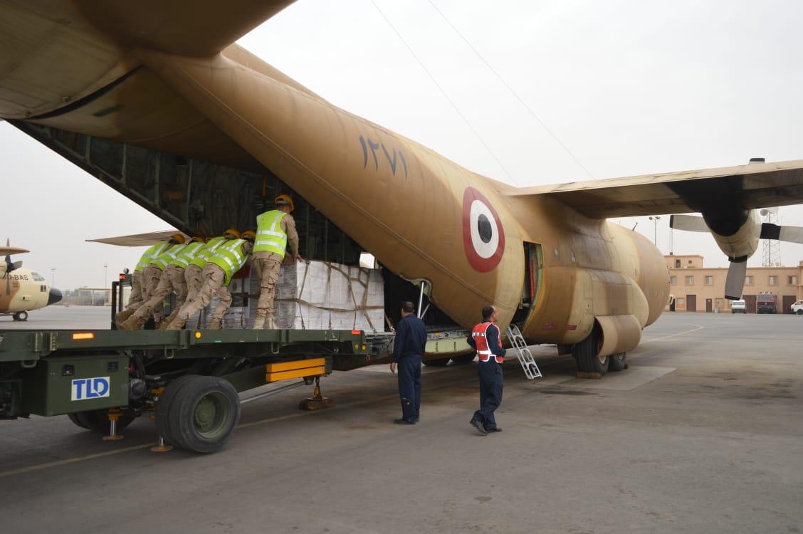 مصر تقدم مساعدات إنسانية لموزمبيق ومالاوي وزيمبابوي بتوجيهات من الرئيس السيسي