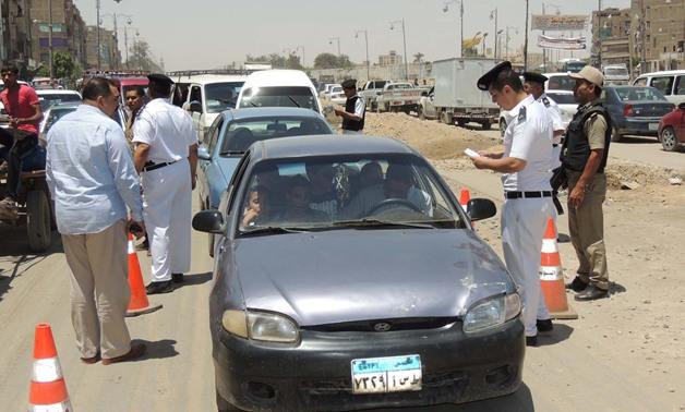 المرور تضبط 2517 مخالفة تجاوز السرعة المقررة