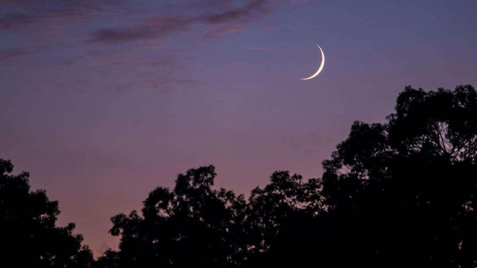 فلكيا :  28 أكتوبر الحالى موعد ميلاد هلال ربيع أول