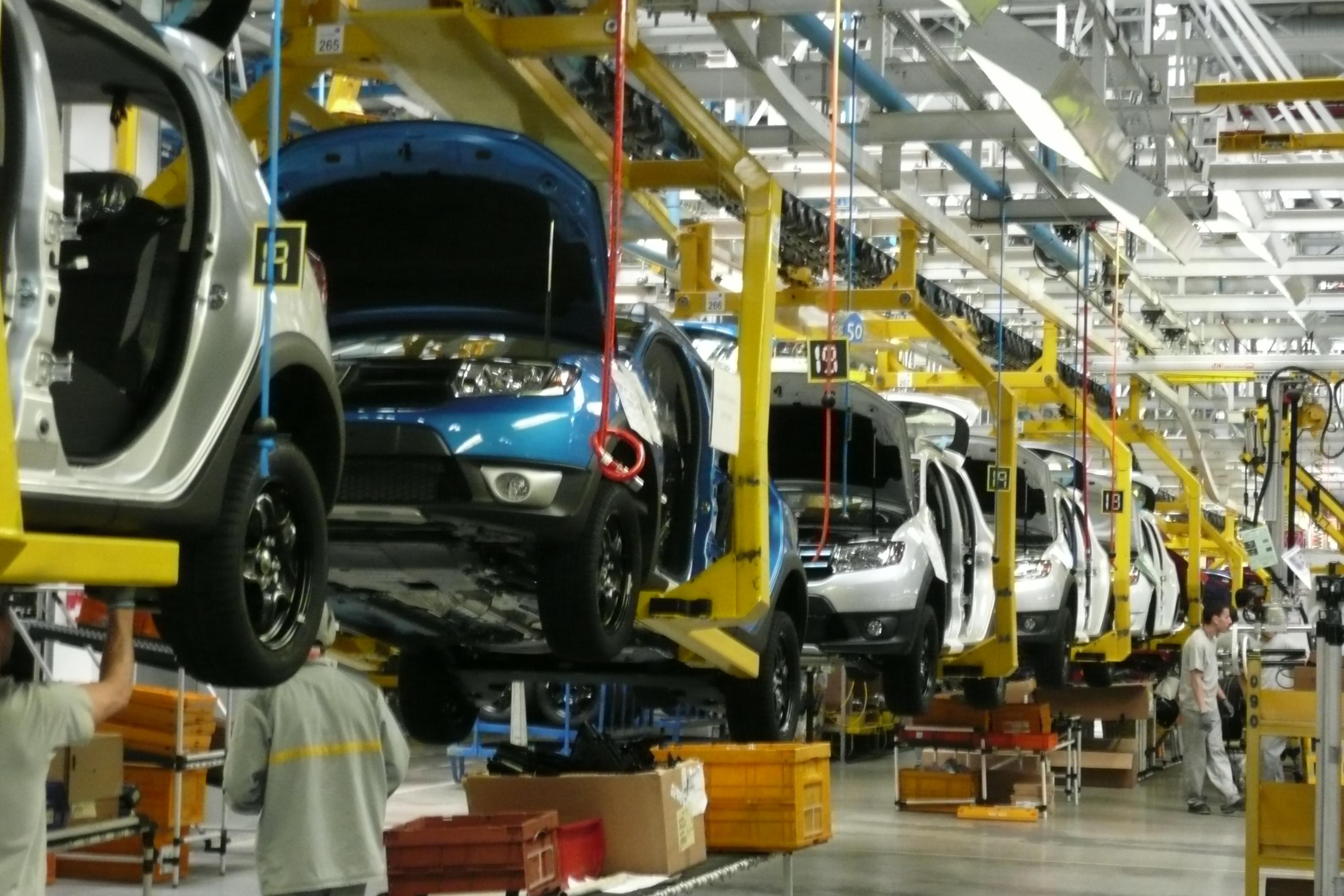 قطاع السيارات يدخل أمريكا في مواجهة حرب تجارية عالمية متعددة القوى