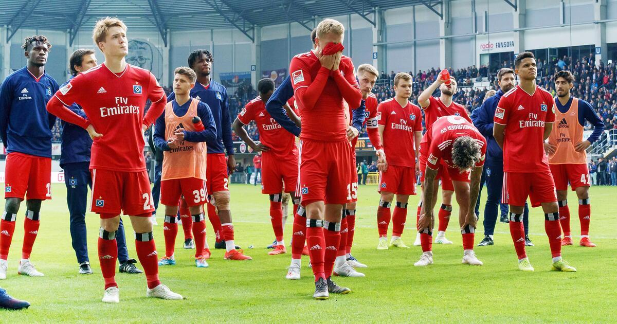 رحيل مدير الكرة بهامبورج بعد الفشل في العودة للدوري الألماني