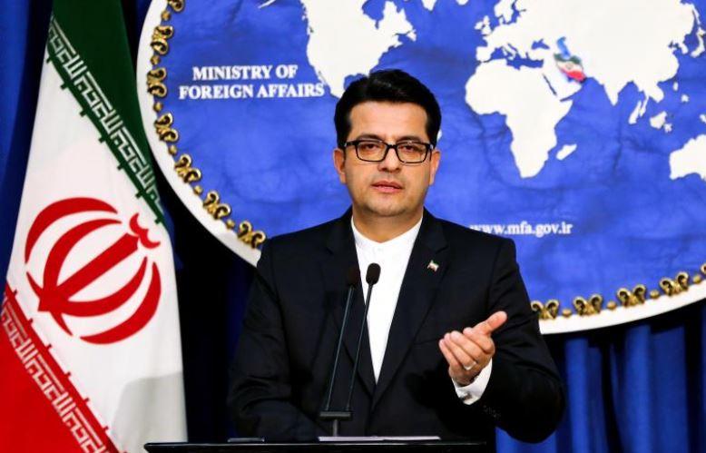 إيران تحذر واشنطون: لا نتحمل انتهاكات لحدودنا وسنرد على كل خطر بما يقتضيه
