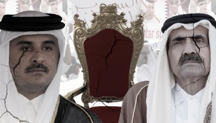"""جينات الخيانة في """" تنظيم الحمدين"""".. قطر ذات الوجه القبيح أيقونة العمالة ودعم الإرهاب"""