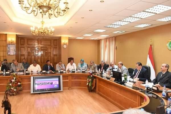 محافظ الشرقيه-رؤساء المراكز و المدن2