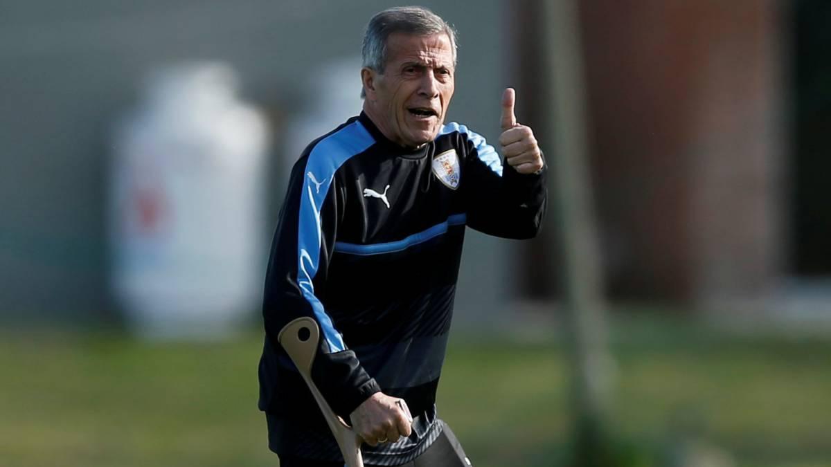 مدرب أوروجواى: الفوز على تشيلي بوابة التأهل لربع نهائي كوبا أمريكا