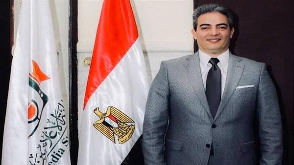 «نقابة الإعلاميين» تهنئ الشعب المصري بثورة 30 يونيو