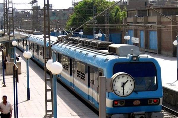 مترو الأنفاق يعلن اهتزاز الشبكة الكهربائية بالخط الأول نتيجة الأمطار