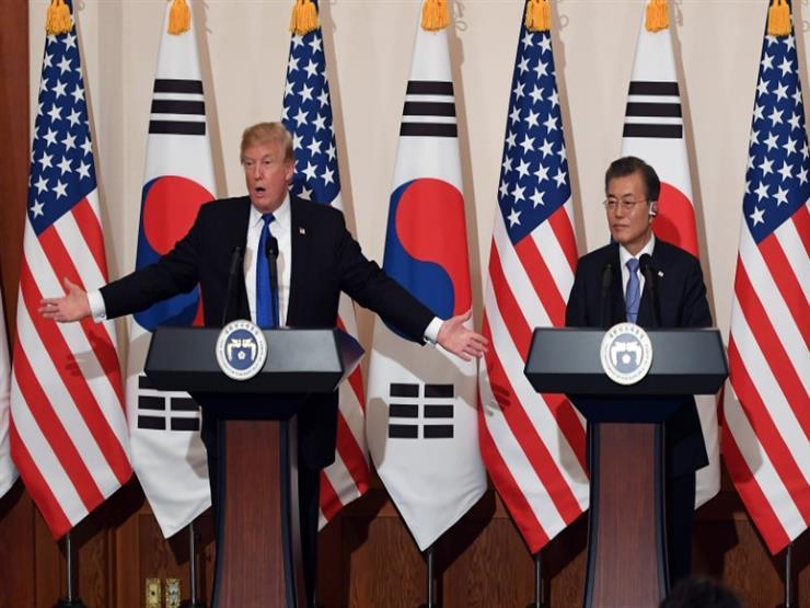 كوريا الجنوبية تشدد الإجراءات الأمنية أثناء زيارة ترامب