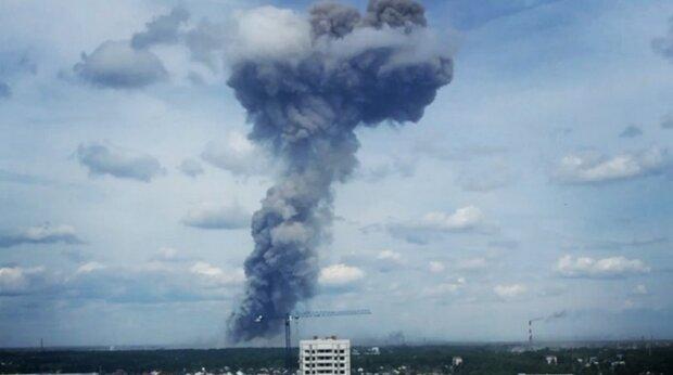 ارتفاع حصيلة مصابي انفجارات مصنع ديناميت وسط روسيا إلى 38 شخصا