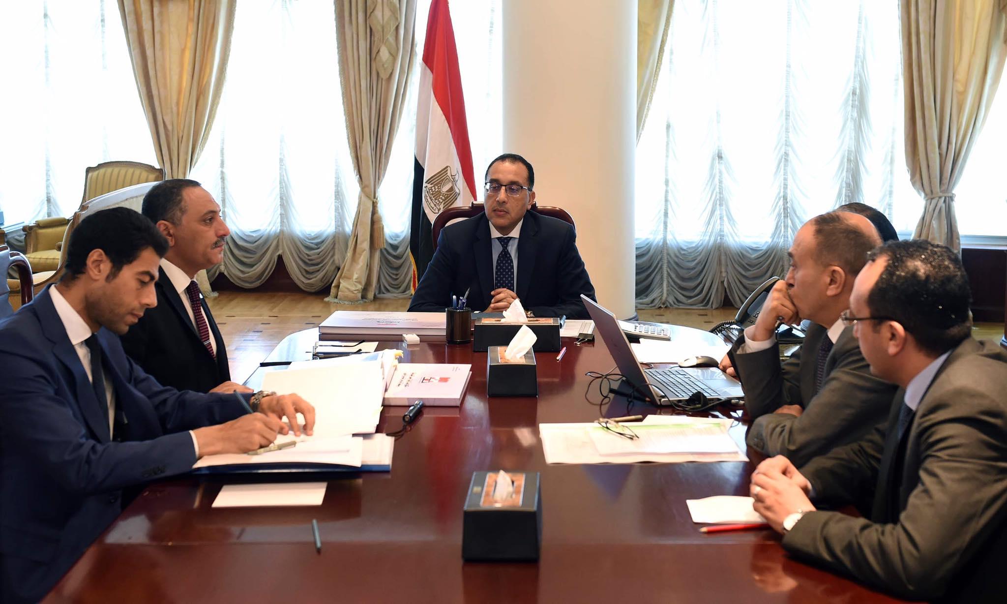 صور | رئيس الوزراء يتابع نتائج أعمال لجنة حصر التصرفات بمنطقة الساحل الشمالي الغربي