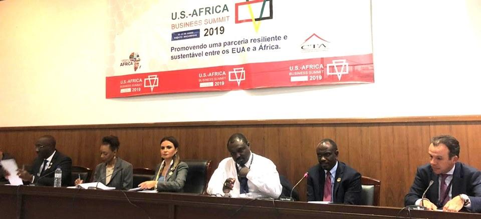 سحر نصر : رئاسة مصر للاتحاد الأفريقي توفر فرصة لمزيد من الشراكة الامريكية الافريقية