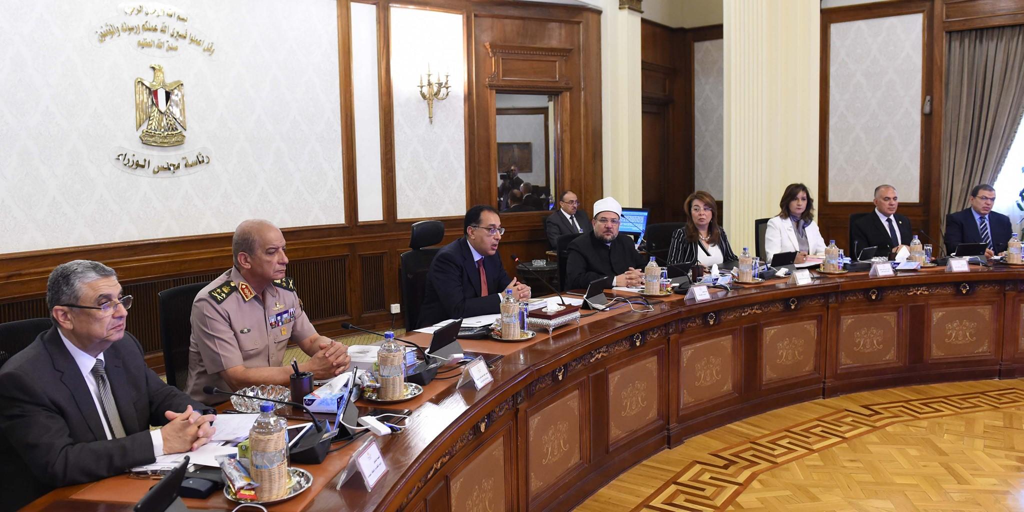 مجلس الوزراء يوافق على تمويل من البنك الدولي للإسكان الاجتماعى