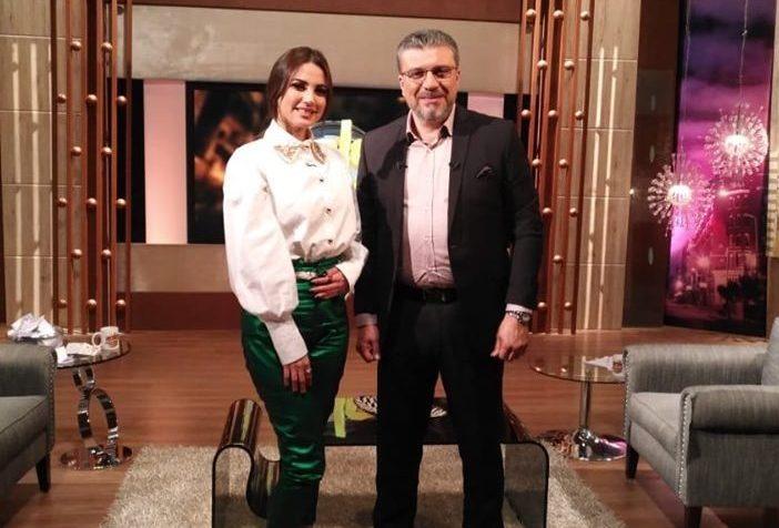عمرو الليثي يستضيف الليلة درة ببرنامج «واحد من الناس» على قناة النهار