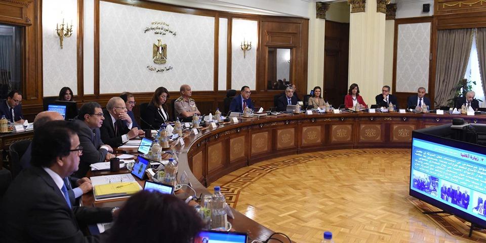 مجلس الوزراء تستعرض مؤشرات الأداء الاقتصادي والاجتماعي