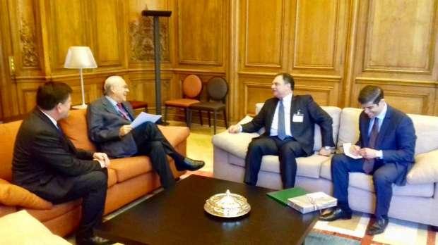 مصر تتقدم بطلب إبرام برنامج قطري مع منظمة التعاون الاقتصادي والتنمية OECD