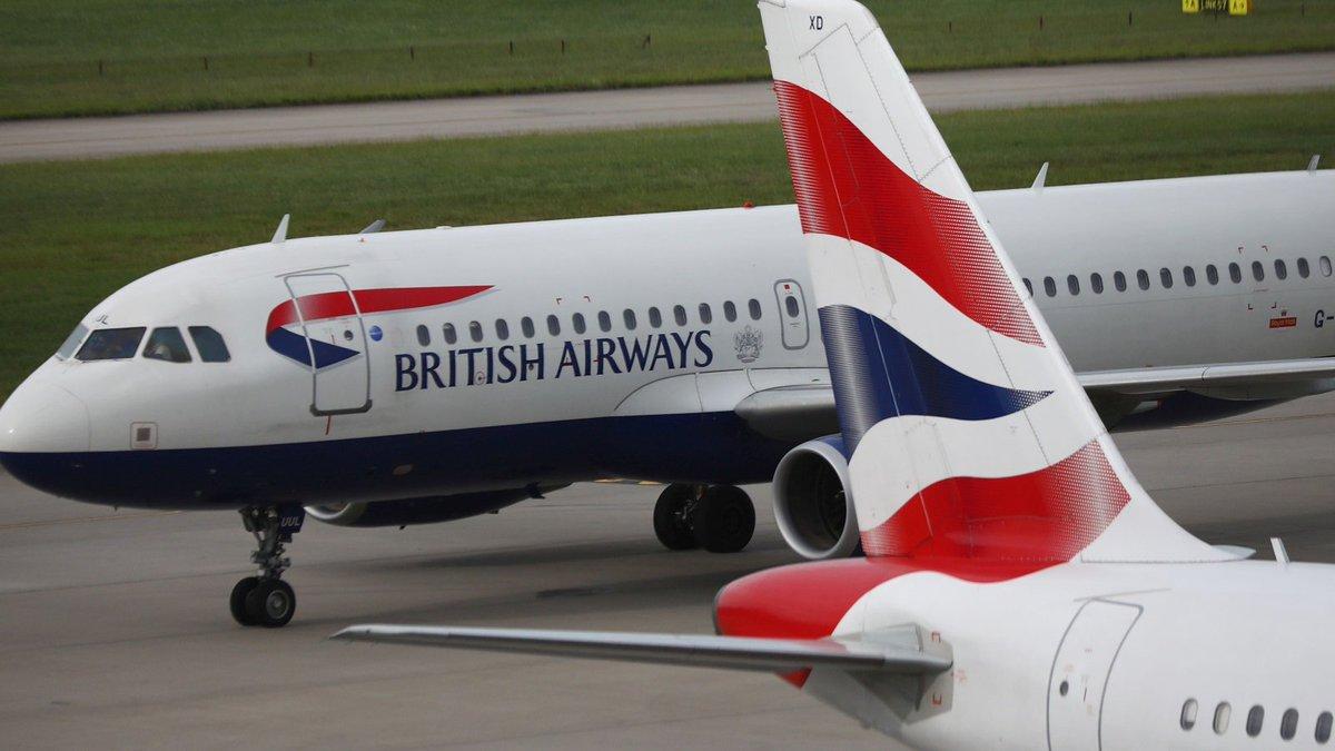 الخطوط البريطانية تلغي رحلاتها لليوم الثاني بسبب إضراب الطيارين