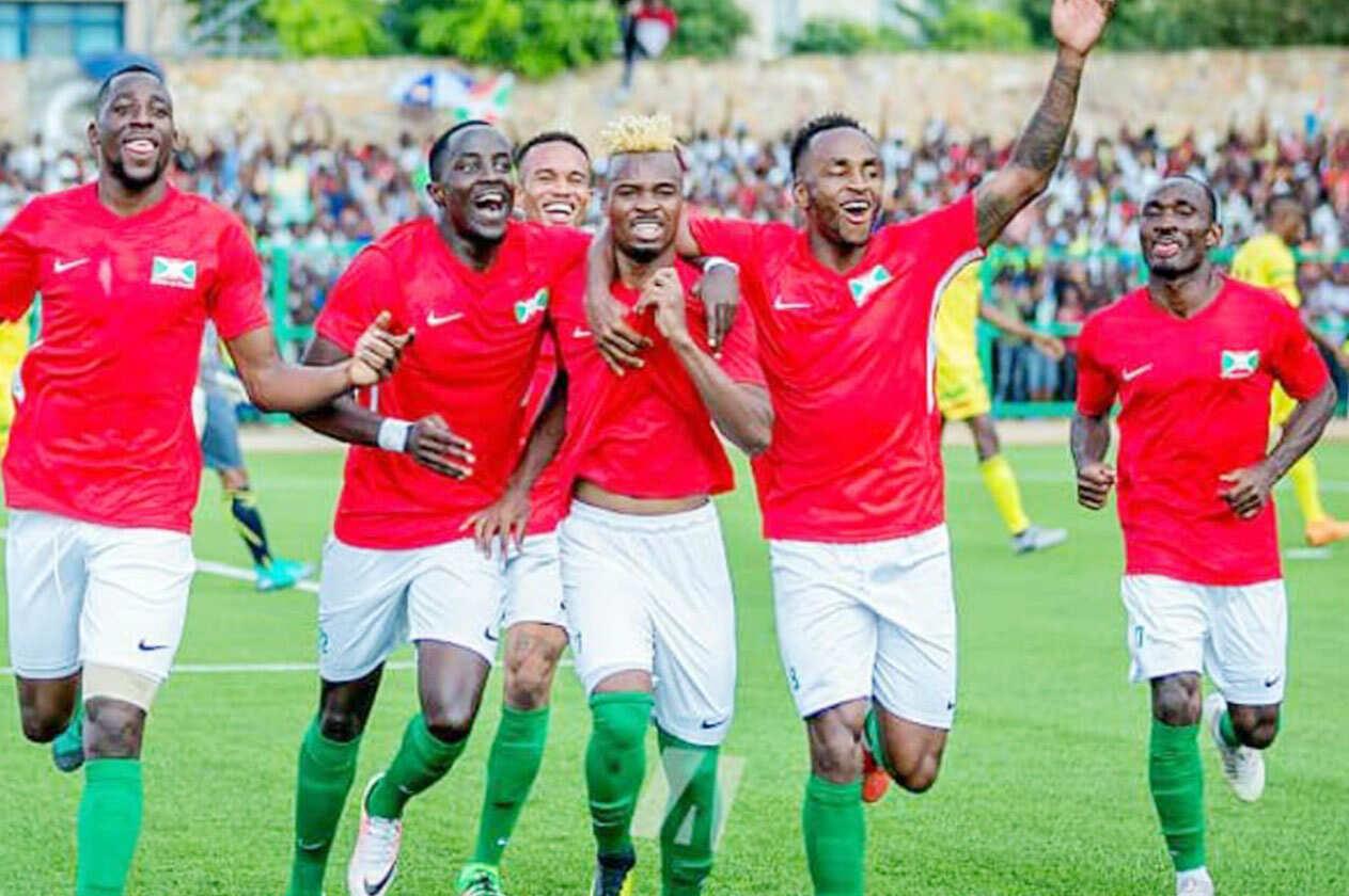 ظهور أول لمنتخب بوروندي في نهائيات كأس أمم أفريقيا