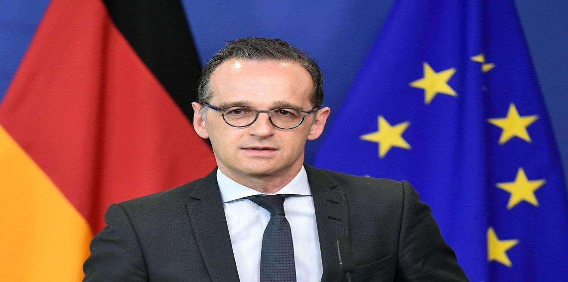 وزير الخارجية الألمانى: معا سنجعل أوروبا قوية مرة أخرى