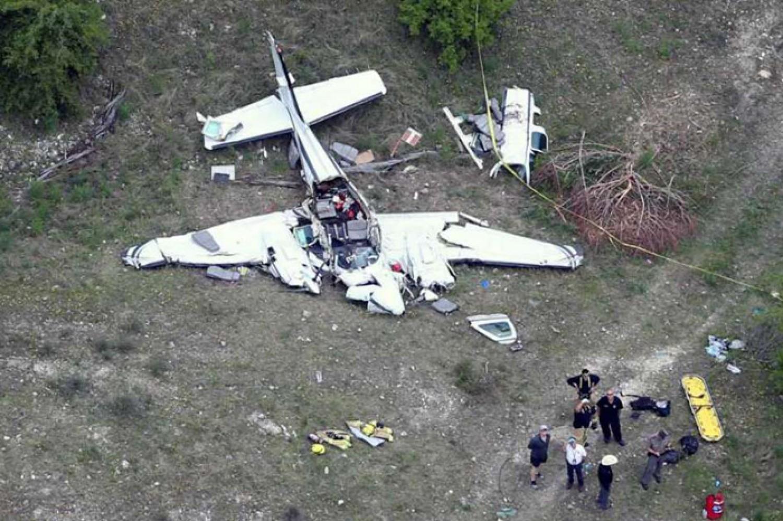 مصرع 9 أشخاص فى تحطم طائرة أمريكية صغيرة بهاواى