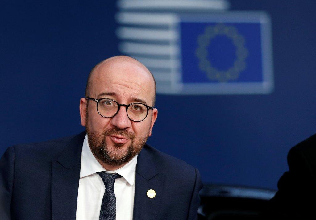 رئيس المجلس الأوروبى يدعو إلى سرعة فرض عقوبات على بيلاروسيا