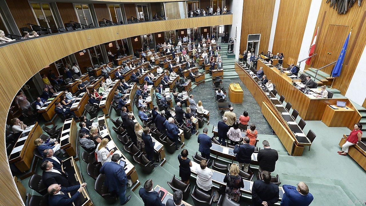 البرلمان النمساوى يبحث تداعيات أعمال العنف بين الأتراك والأكراد فى فيينا