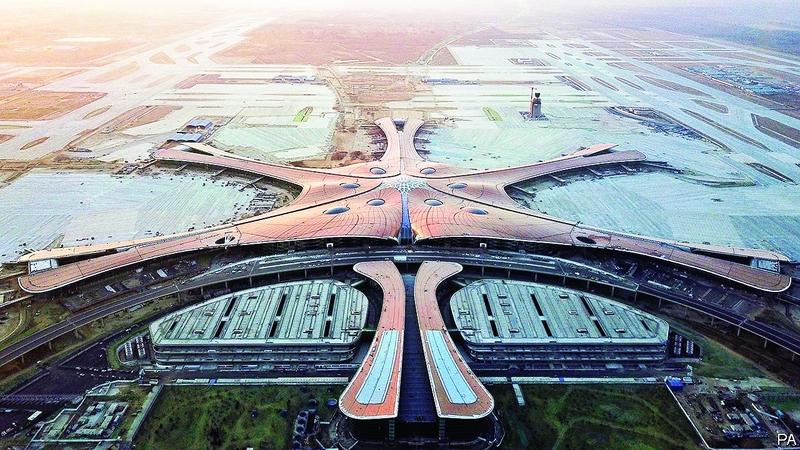 الصين: تقنيات ذكية لتمكين المسافرين من تتبع أمتعهتم في مطار بكين الدولي الجديد