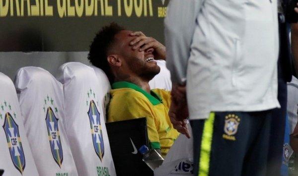البرازيل تفقد جهود نيمار في كوبا أمريكا بسبب الإصابة