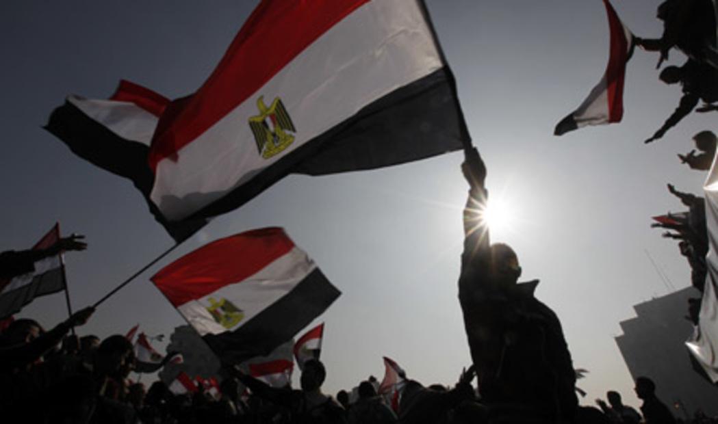 الجالية المصرية فى النمسا تهنئ الرئيس السيسى بالذكرى السادسة لثورة 30 يونيو