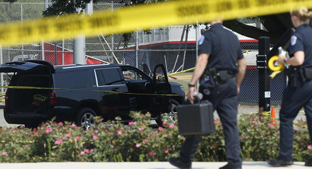 إصابة شخصين في إطلاق نار داخل مركز تسوق بـ ولاية كاليفورنيا