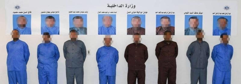 الكويت تقرّر تسليم الخلية الإخوانية إلى مصر