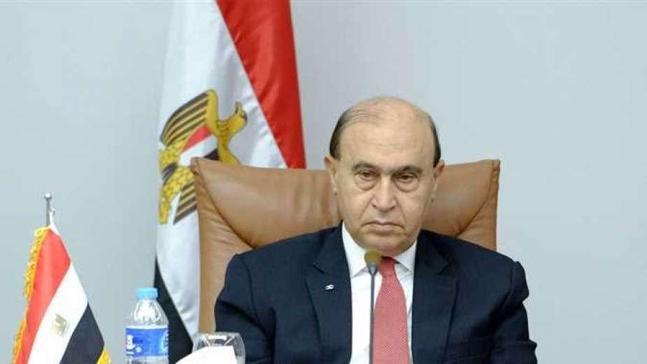 وفاة شقيق الفريق مهاب مميش رئيس هيئة قناة السويس