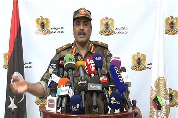 المسماري: الجيش الليبي يقضي على سلاح جو ميليشيات طرابلس