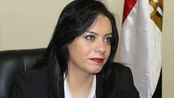 سيلفيا نبيل تهنئ البابا تواضروس والشعب المصري بعيد القيامة المجيد