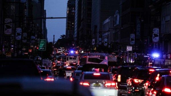 انقطاع واسع النطاق للكهرباء في مدينة نيويورك