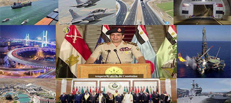 يوم 3 يوليو .. 6 سنوات على انحياز الجيش لإرادة الشعب