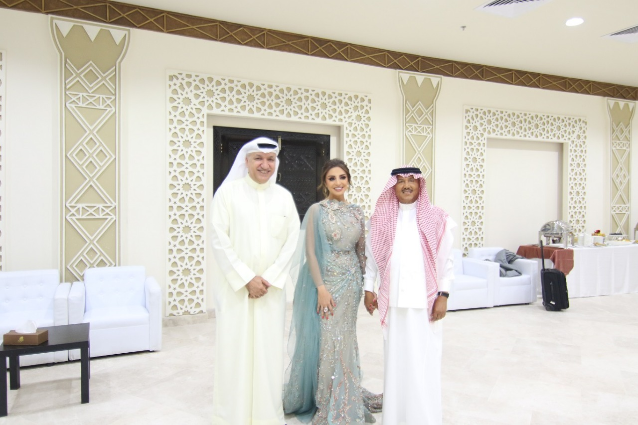 صور| توليفة غنائية مهندسها معالي المستشار تركي آل الشيخ تجلب الفرح لـ جمهور الباحة