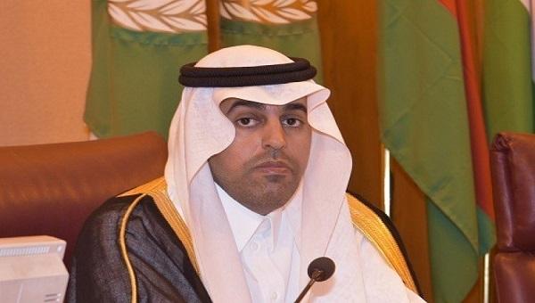 رئيس البرلمان العربي يدين بشدة الاعتداء التركي السافر على سيادة العراق