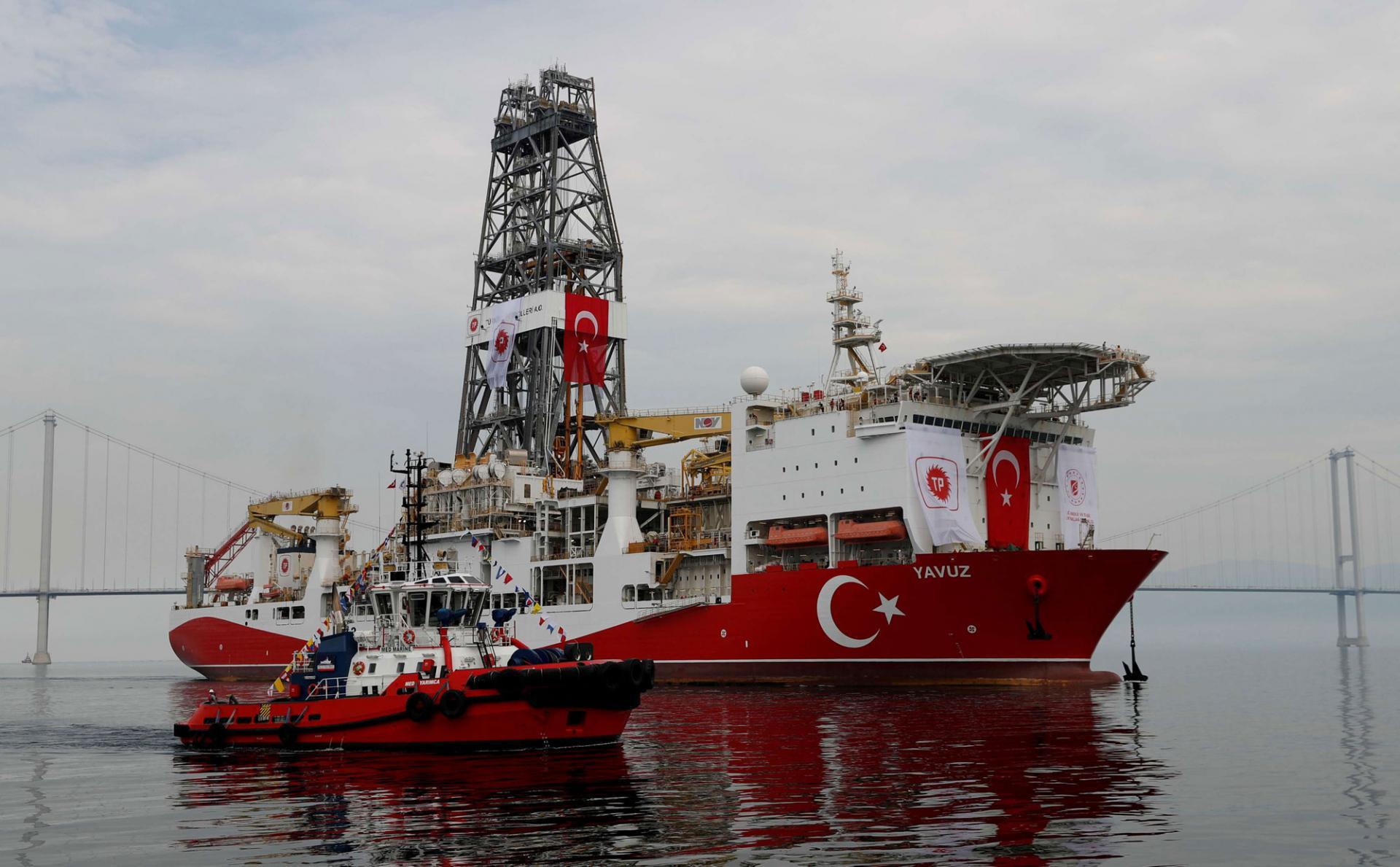 الخارجية الأمريكية تحث تركيا على وقف عمليات التنقيب قبالة ساحل قبرص