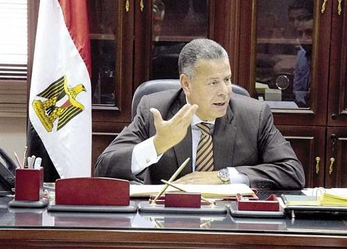 محافظ بني سويف يطالب التضامن الاجتماعي بتعظيم المشاركة المجتمعية