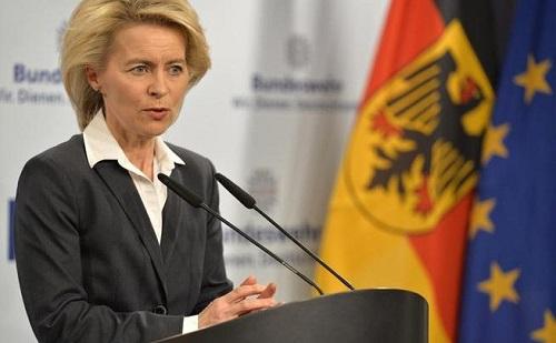 عاجل.. وزيرة الدفاع الألمانية تستقيل من منصبها