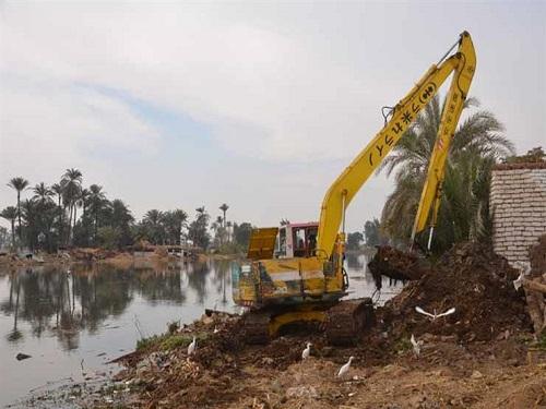 الداخلية: إزالة ٧١ حالة تعد على أملاك الدولة والأراضي الزراعية ونهر النيل خلال ٢٤ ساعة
