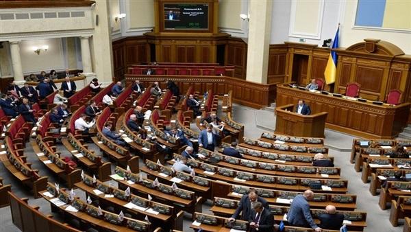 حزب الرئيس الأوكراني يحصل على أكثر من نصف مقاعد البرلمان